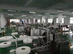 产量280-400包/分ZMJ-AHT型  酒精棉片包装机