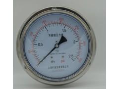 YE-150-B系列(不锈钢)膜盒压力表询价有惊喜
