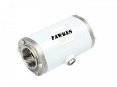 进口内气动螺纹管夹阀 福克斯FAWKES/美国进口 压管阀