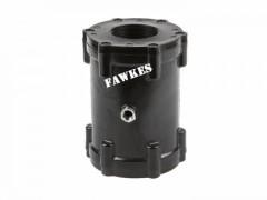 进口气动管夹阀 福克斯FAWKES/美国进口 法兰气囊阀