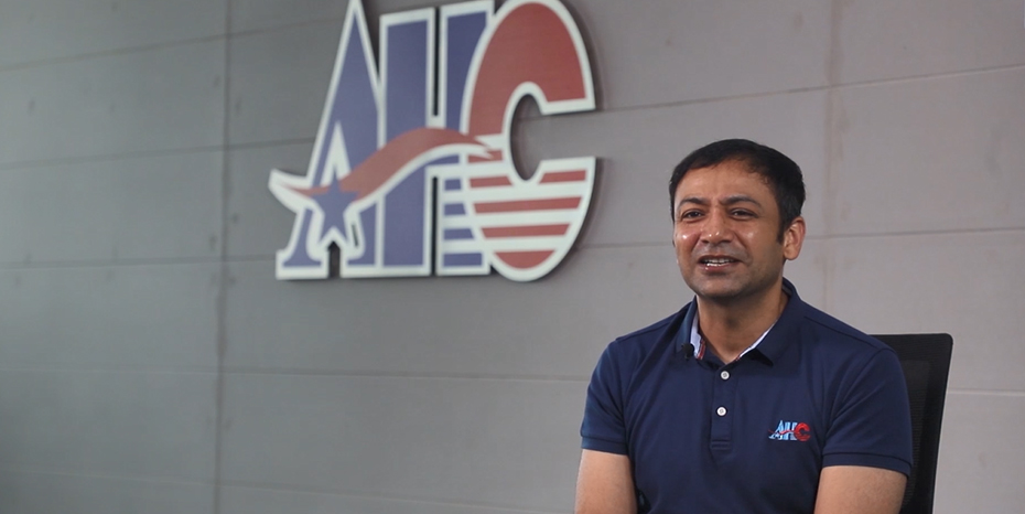"Nilesh Parmar:追求""碳中和""目标下的可持续发展"